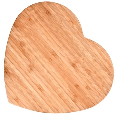Heart-shaped Cutting Board
