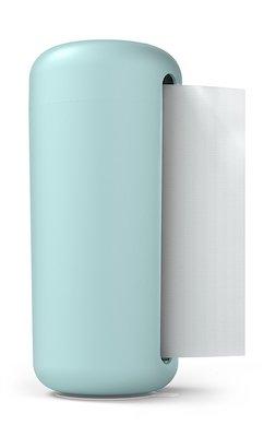 Karim Collection Paper Towel Holder, Blue