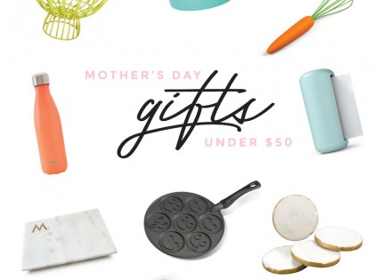 18 Thoughtful Mother's Day Gifts Under $50