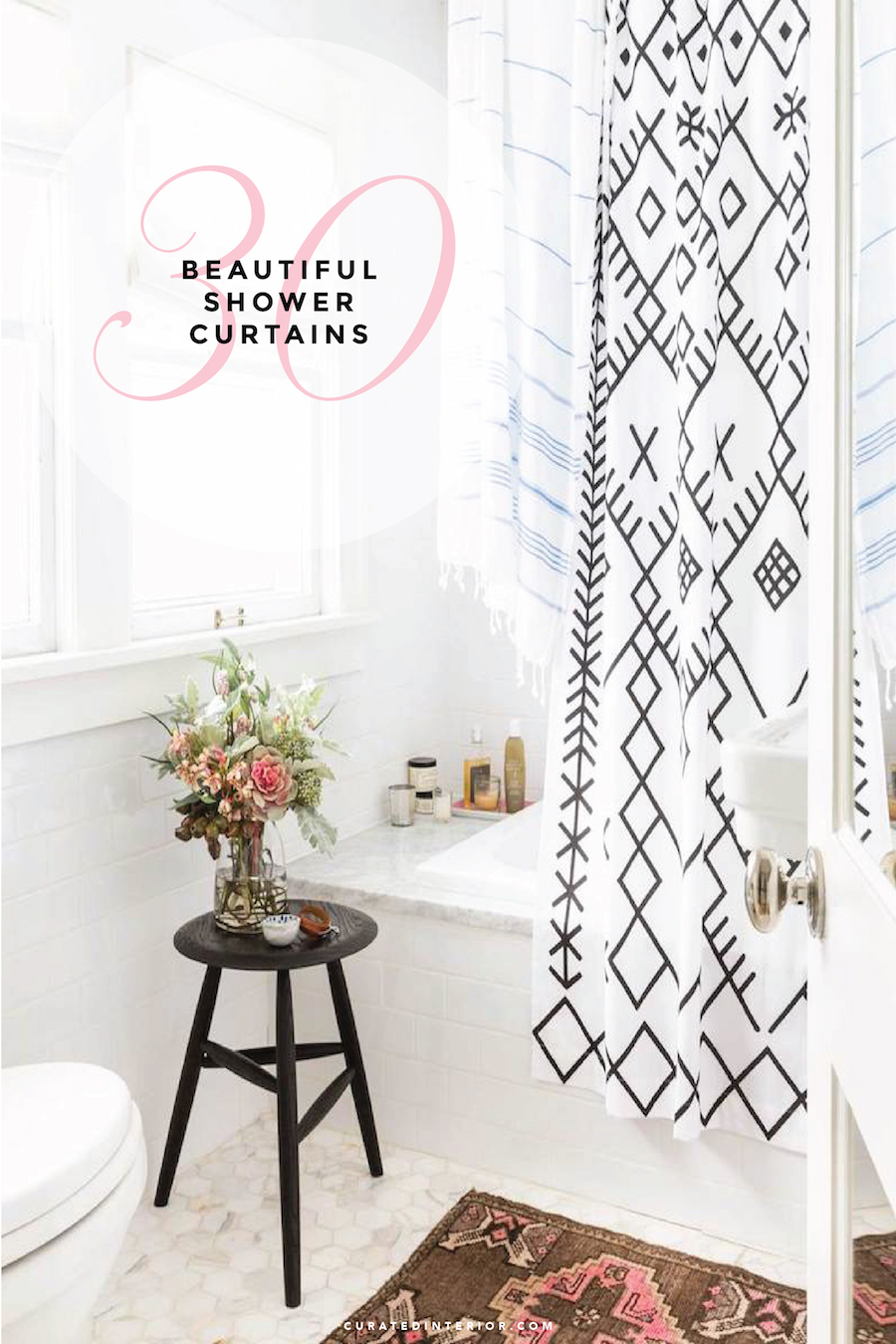 Beau Shower Curtains We Love!