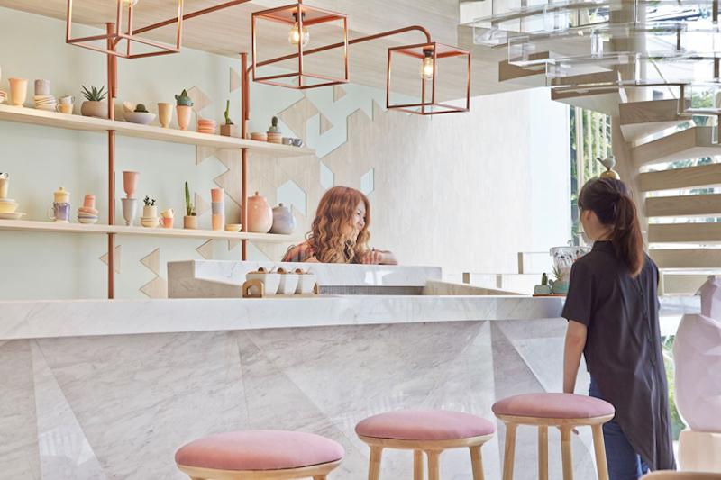 Shugaa dessert bar