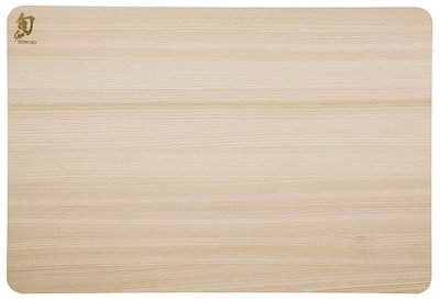 Shun DM0814 Hinoki Cutting Board