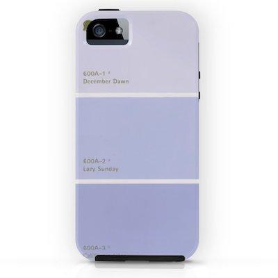 Society6 Pantone Tough Case iPhone SE