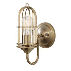 Wabanaki 1-Light Armed Sconce $102