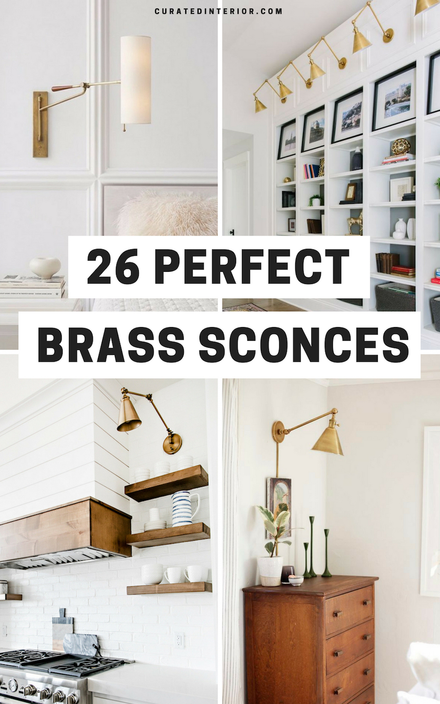 Best Polished Brass Wall Sconces To Buy