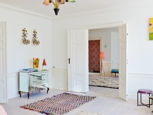 This Colorful Copenhagen Apartment is Actually a Gallery!