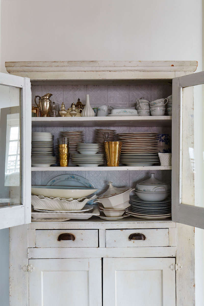 Farmhouse style cupboard