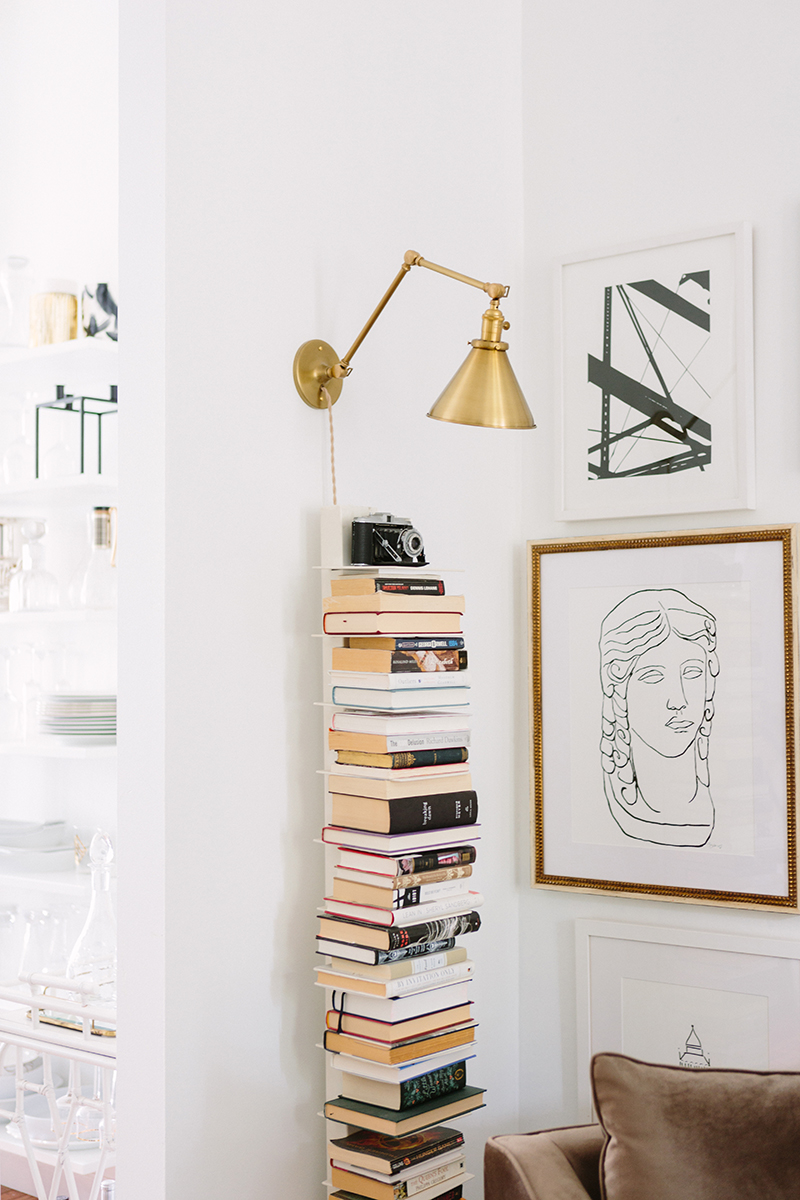 French-Inspired Living Room Decor Books