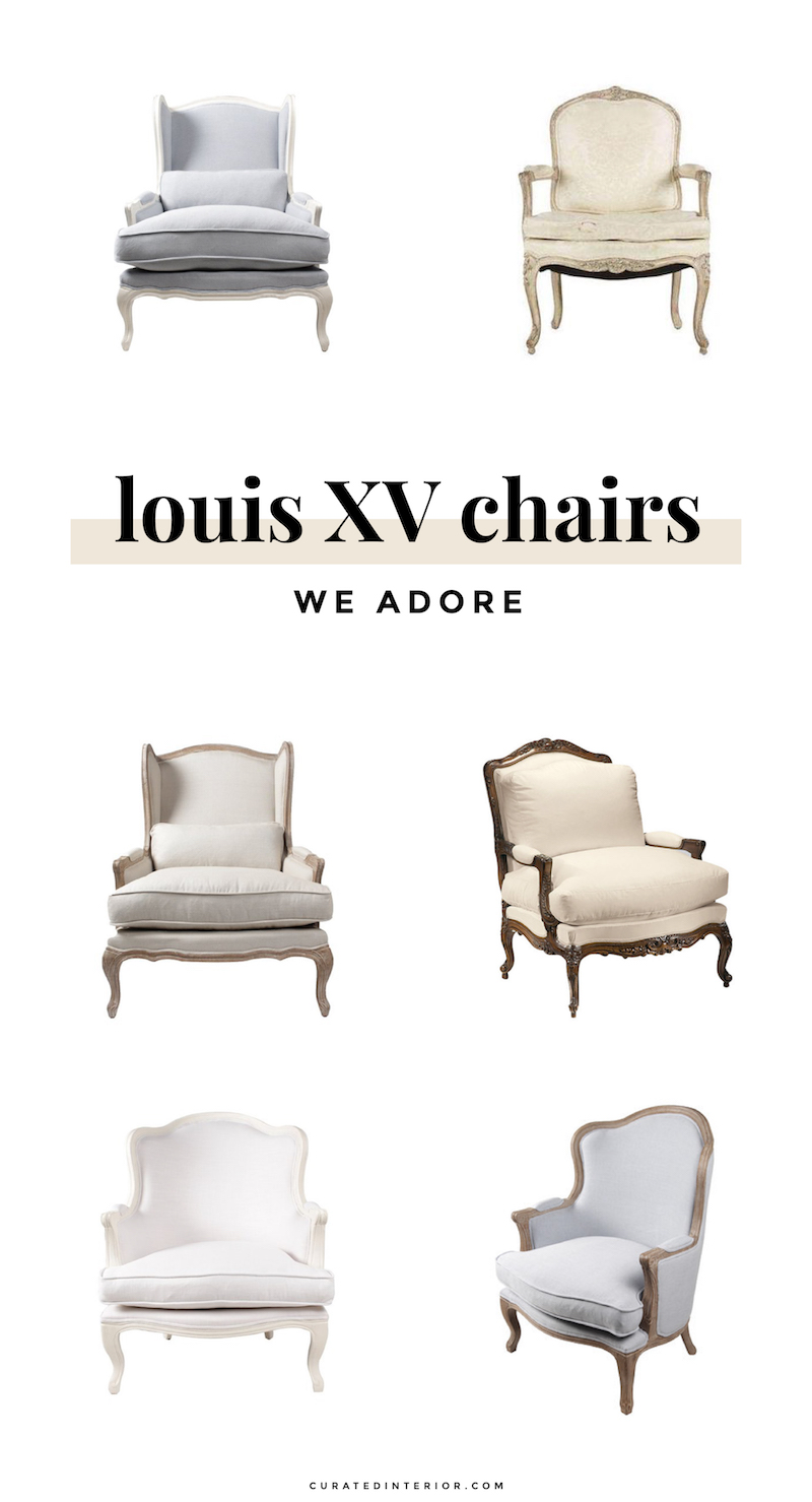 Louis XV Chairs We Love