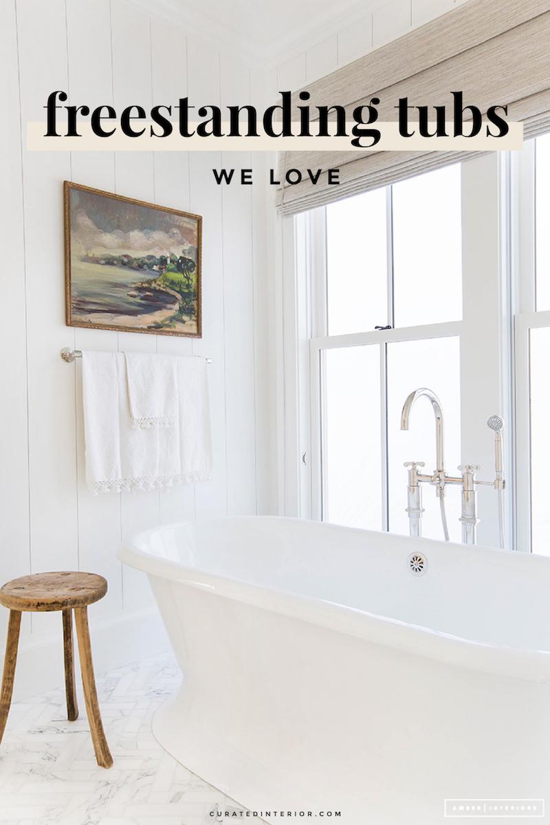Freestanding Tubs, Bathtubs, Tubs in the Bathroom