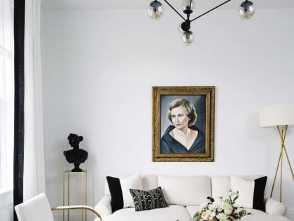A Denver Designer's Sophisticated, Modern Apartment