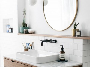 9 Simple White Vessel Sinks for a Minimal-Chic Bathroom