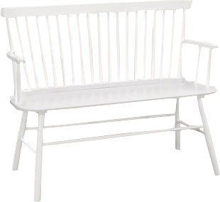 Country Home Entryway Bench