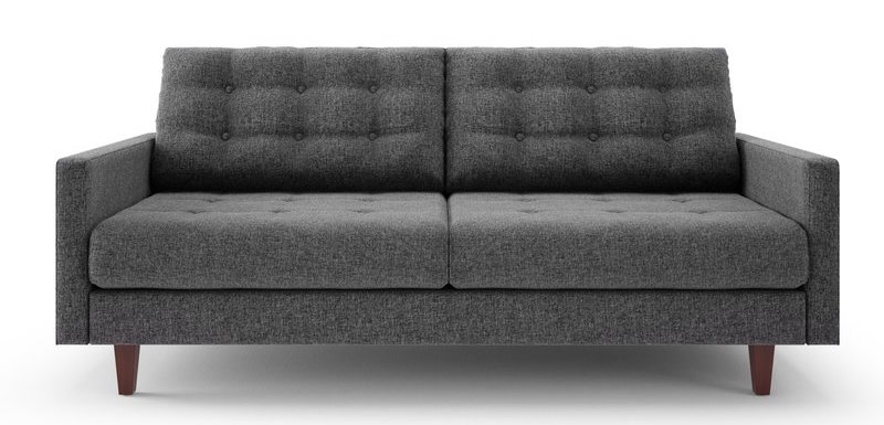 Scandinavian Tufted Sofa