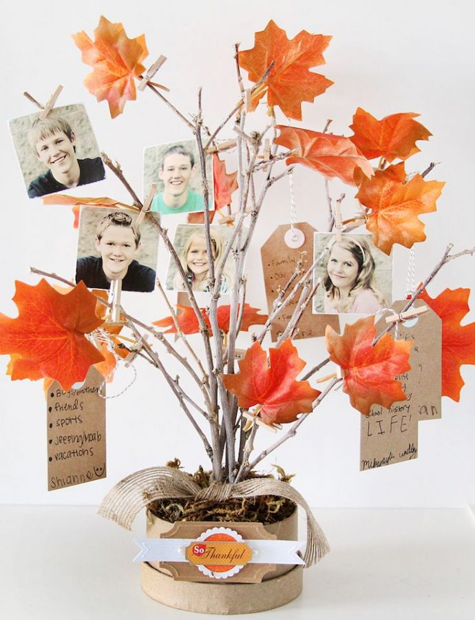 16 Creative DIY Thanksgiving Decor Ideas