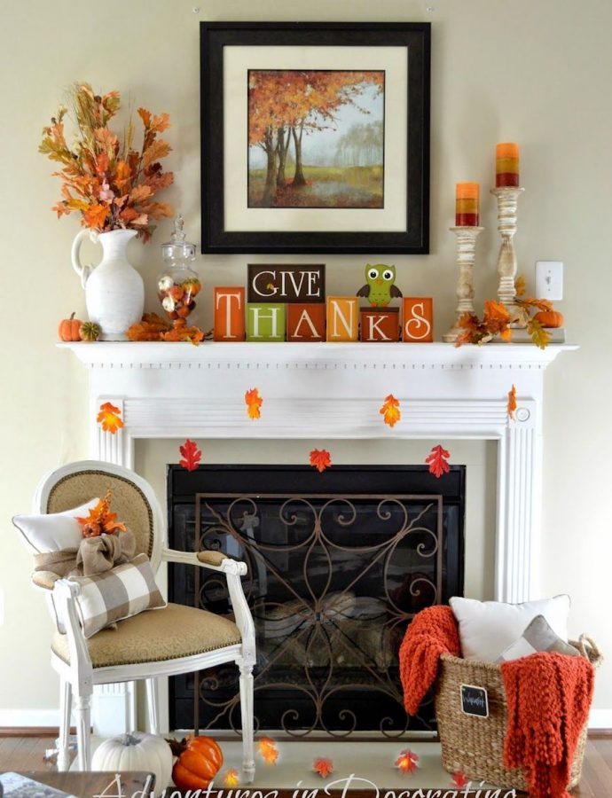 10 Thanksgiving Home Decor Ideas Beyond the Table
