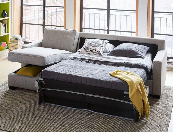 Sleeper Sofa Sectional With Storage