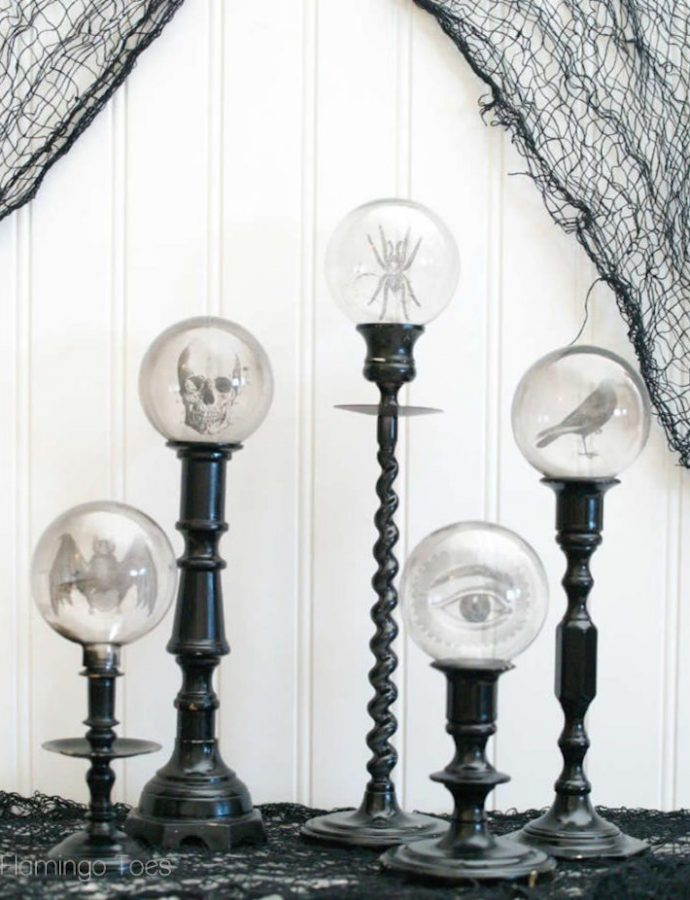31 DIY Halloween Decorations We Want to Make NOW