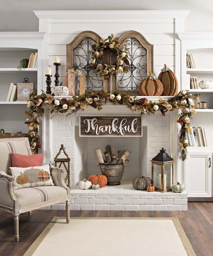 Thanksgiving Home Decor: 10 Thanksgiving Home Decor Ideas Beyond The Table