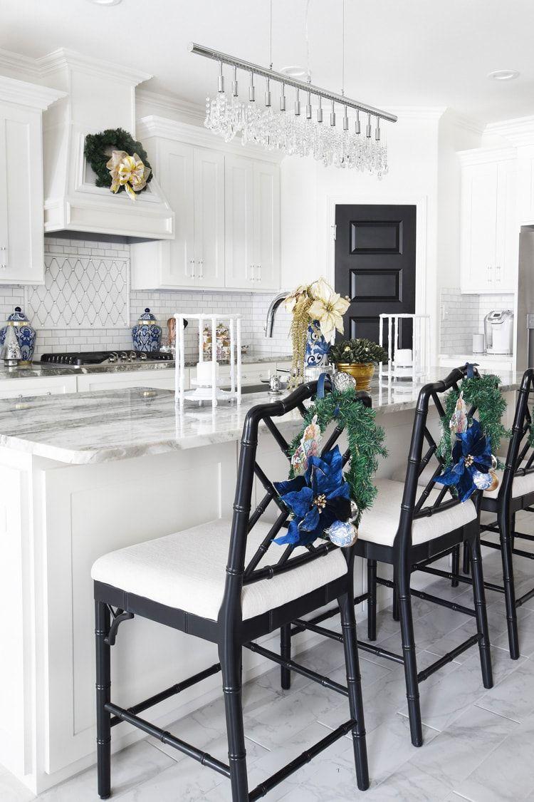 24 Must See Christmas Kitchen Decor Ideas