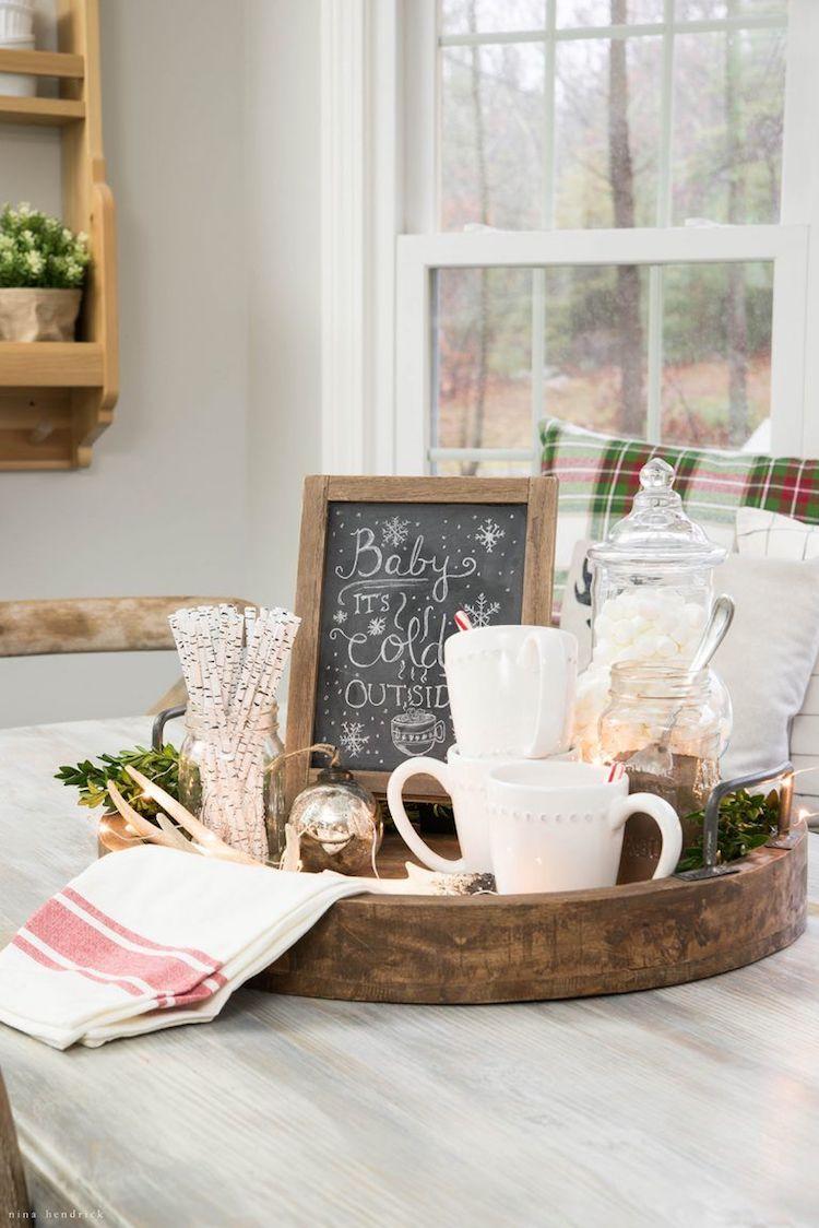Hot cocoa tray via ninahendrick #HotCocoaBar