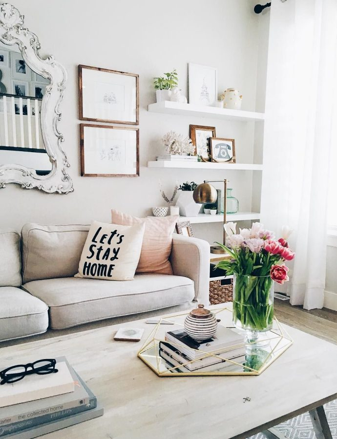 How to Design & Decorate the Living Room of Your Dreams