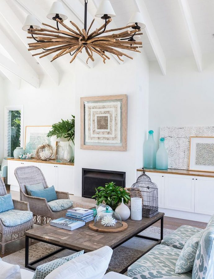 15 Coastal Home Decor Basics