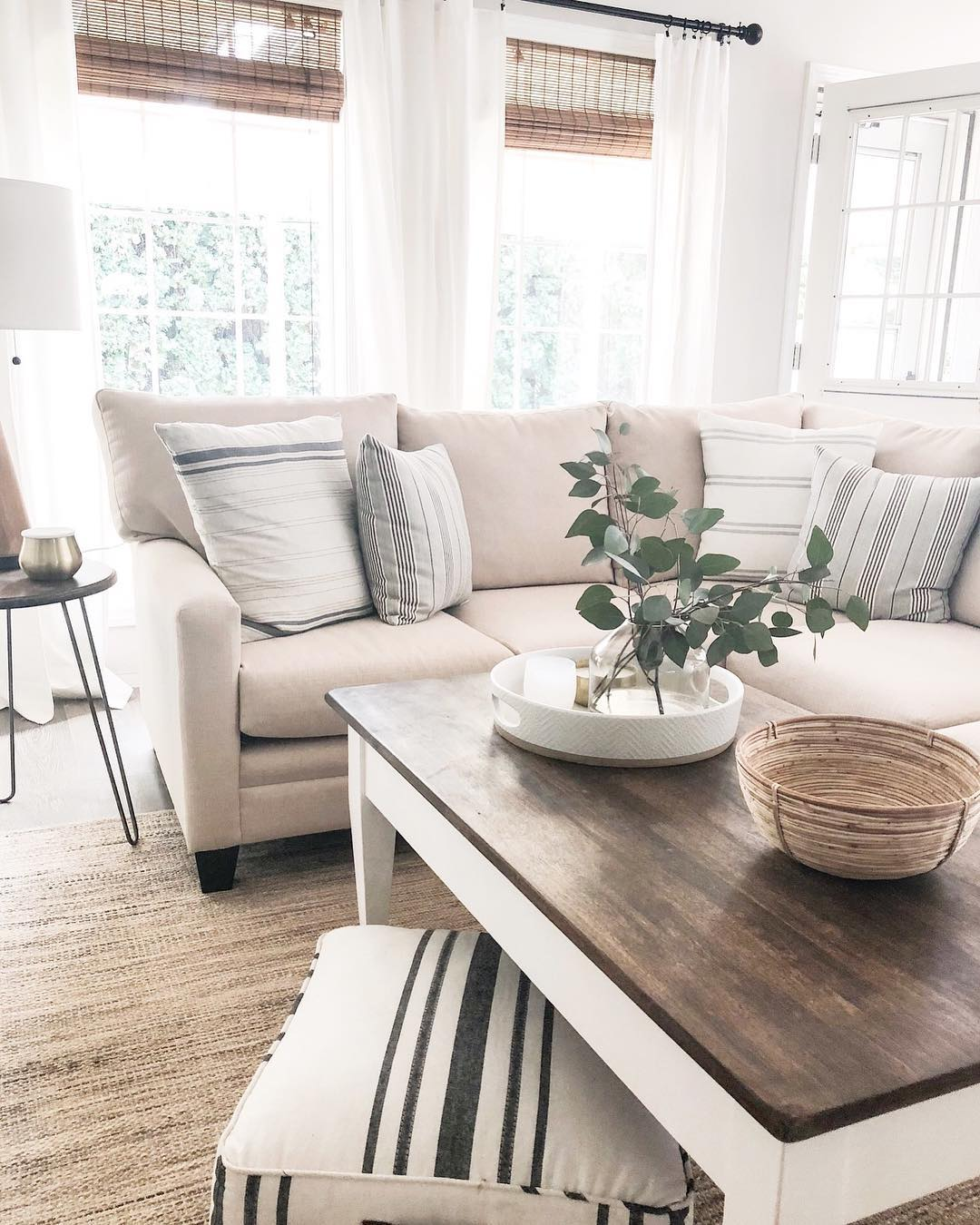 Home Decor: Neutral Home Decor Inspiration From Twine + Trowel