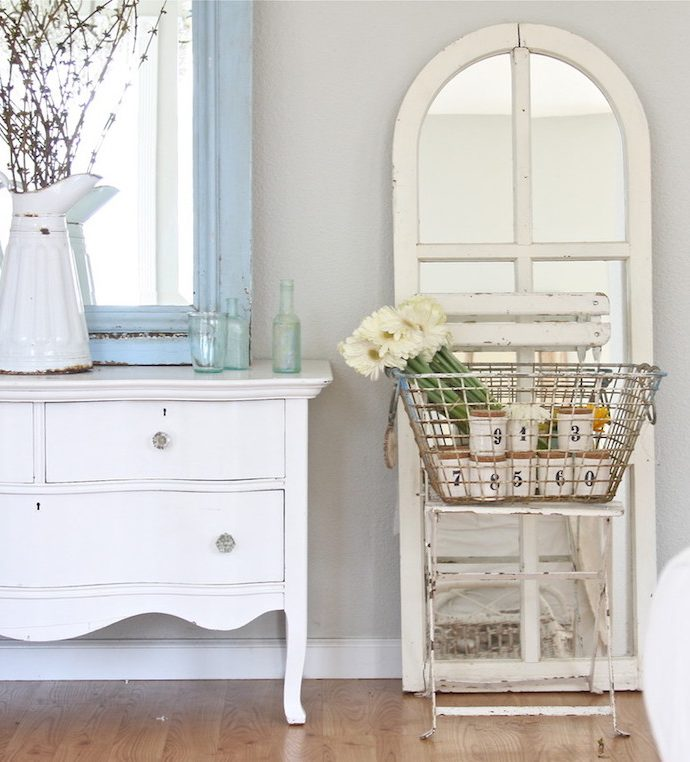 9 Neutral French Country Dressers for the Bedroom