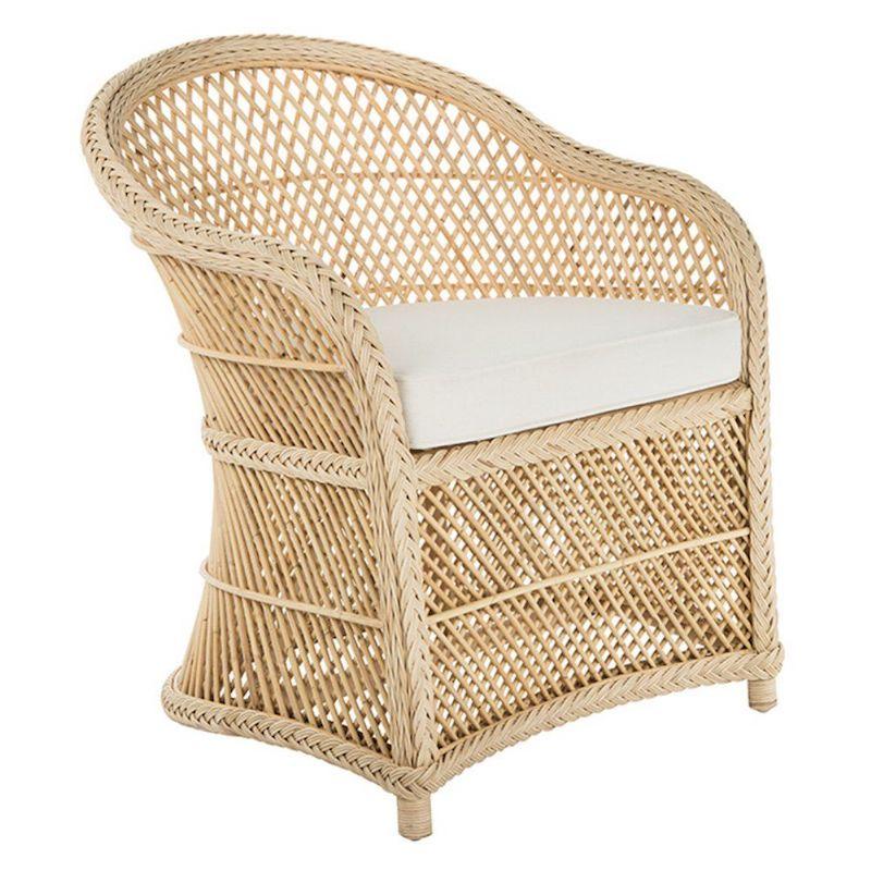 KOUBOO Tonga Rattan Indoor Lounge Chair