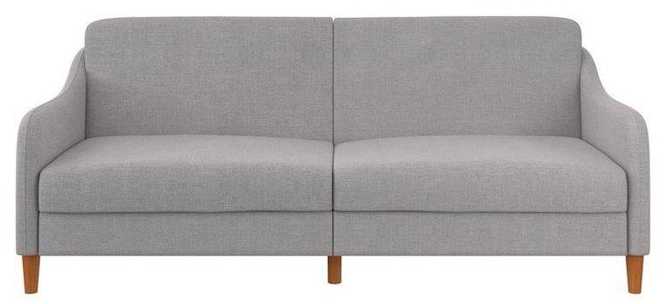 Light Gray Sleeper Sofa