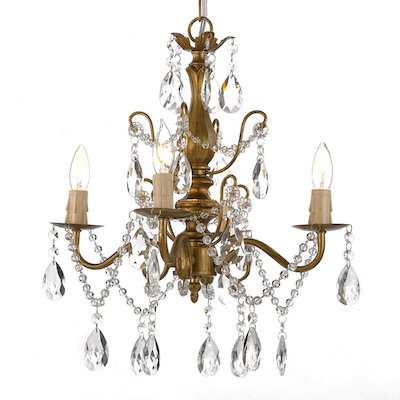 Padillo 4-Light Candle Style Chandelier $121