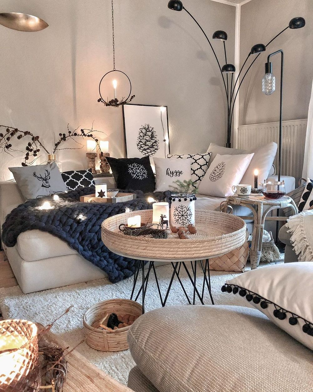 19 Winter Home Decor Ideas For A Cozy Space