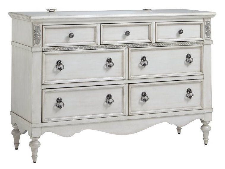 9 Neutral French Country Dressers For