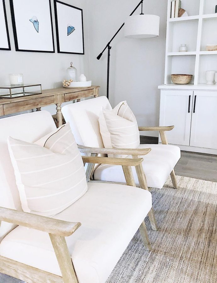 Neutral Home Decor Inspiration from Twine + Trowel