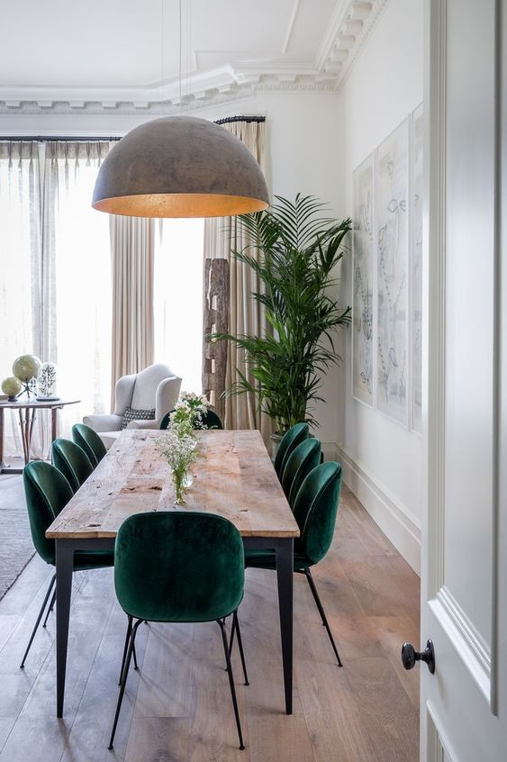 10 Perfect Mid-Century Modern Dining Chairs