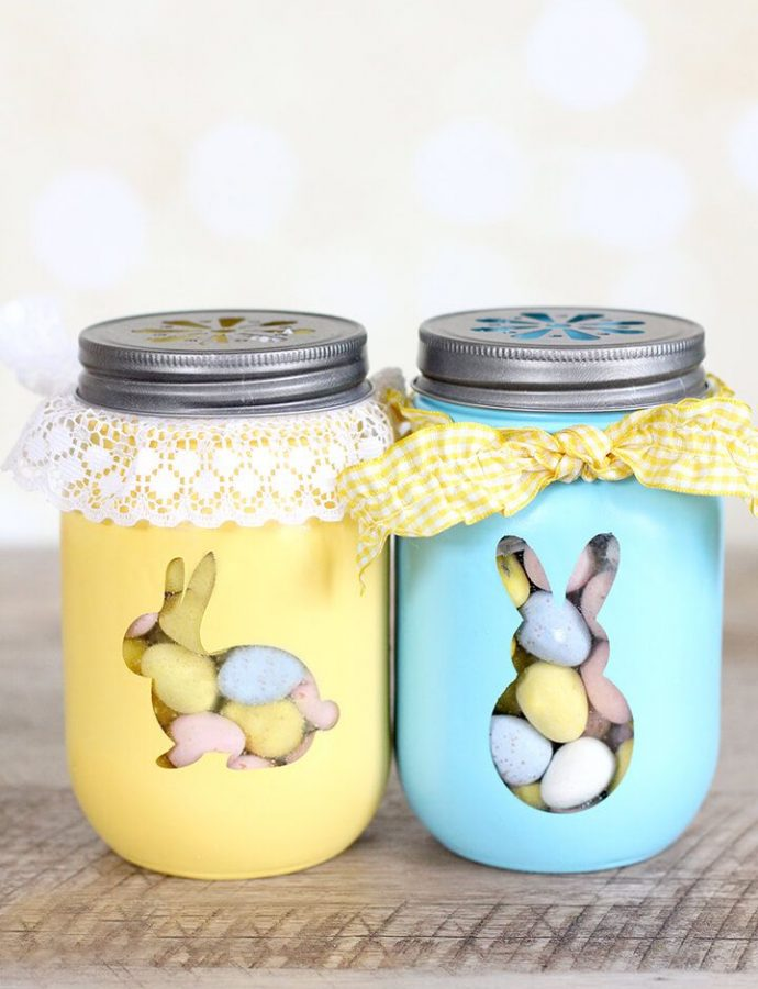 21 DIY Easter Decor Ideas