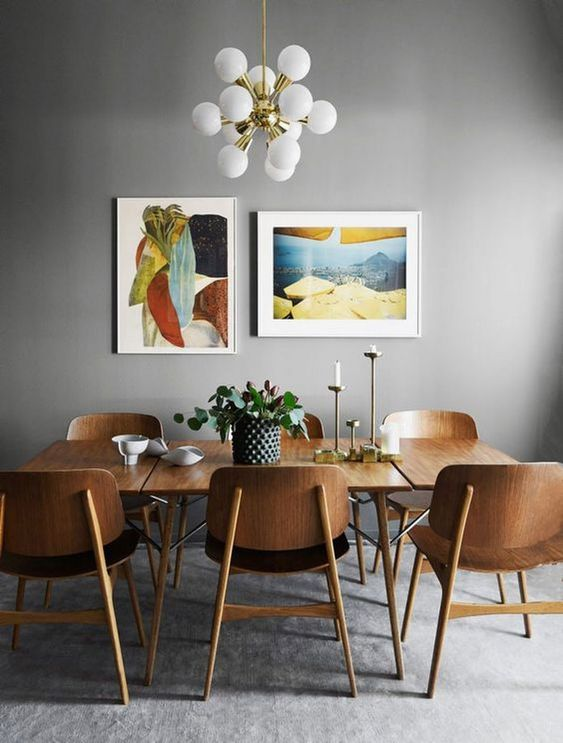 Astounding Mid Century Modern Chairs Dining Q House Pl Ibusinesslaw Wood Chair Design Ideas Ibusinesslaworg