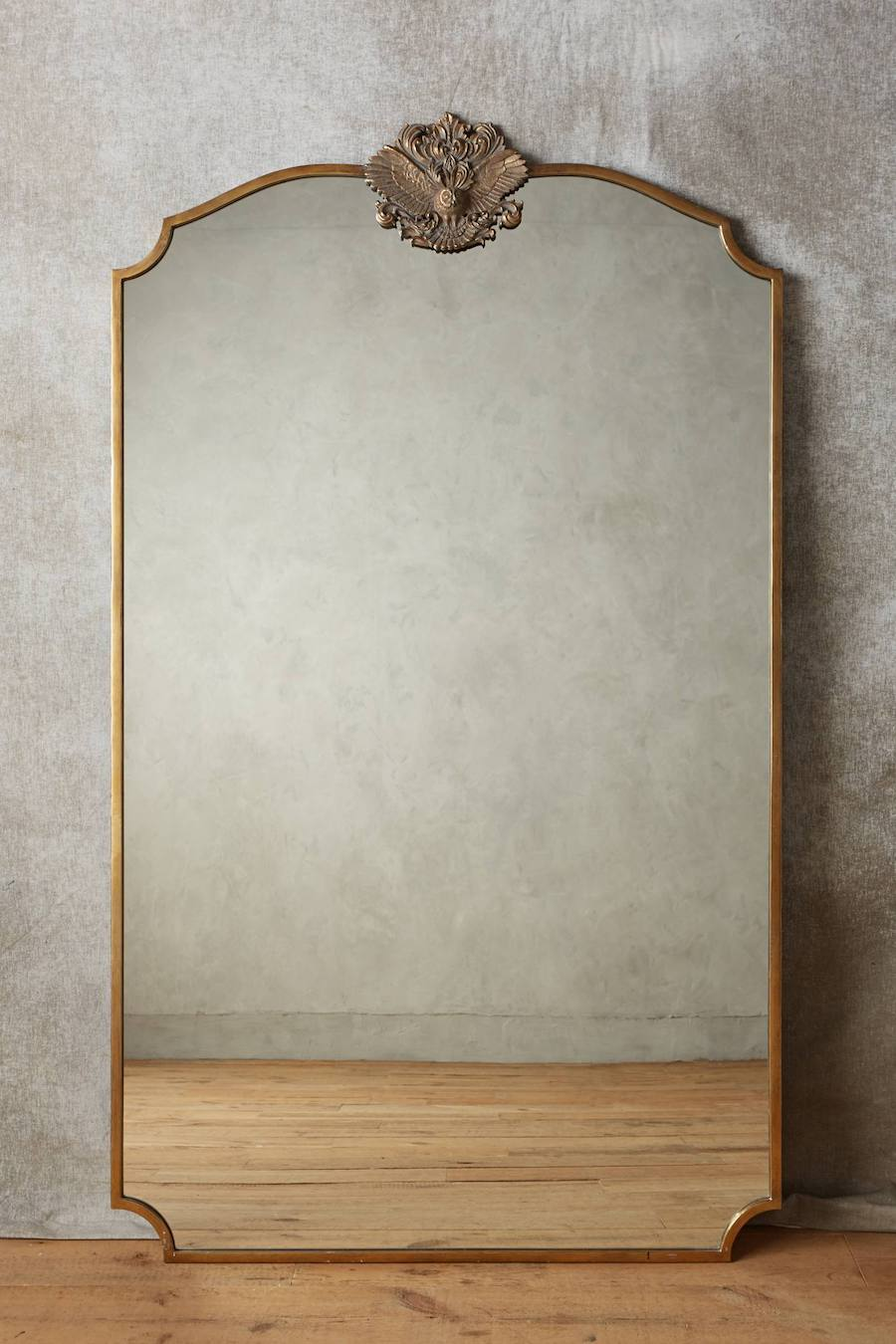 Parisian Mirrors - Wooded Manor Mirror