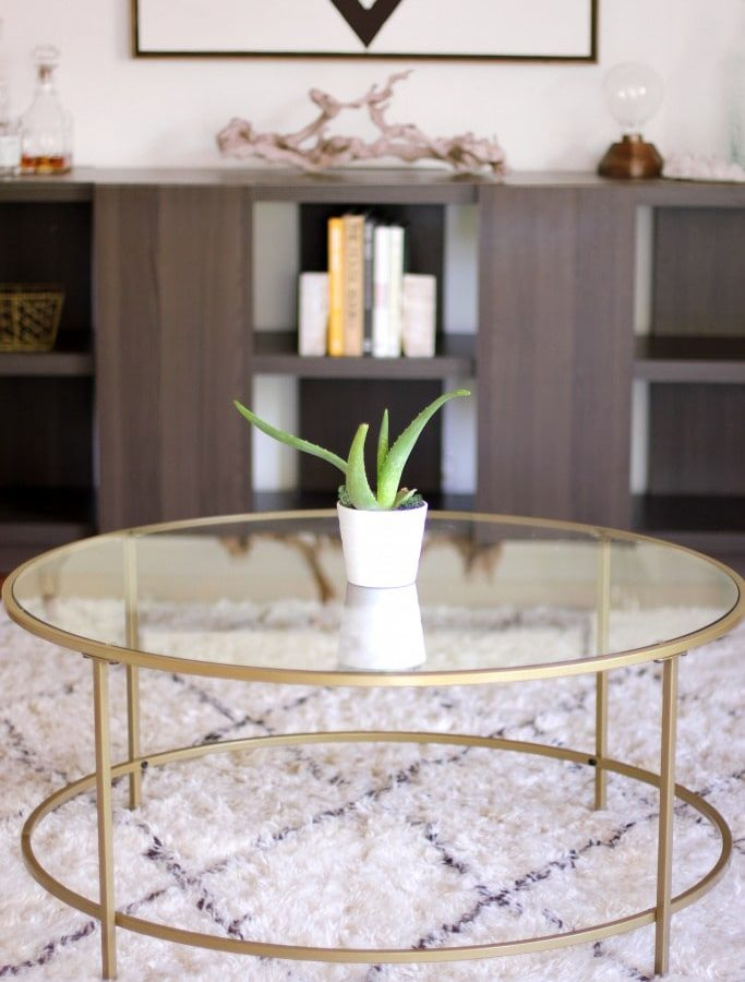 10 Round Coffee Tables for the Living Room You'll Love