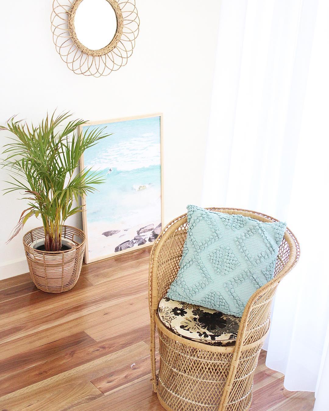 Coastal Accent Chair @k_bloves