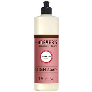 Kitchen soap