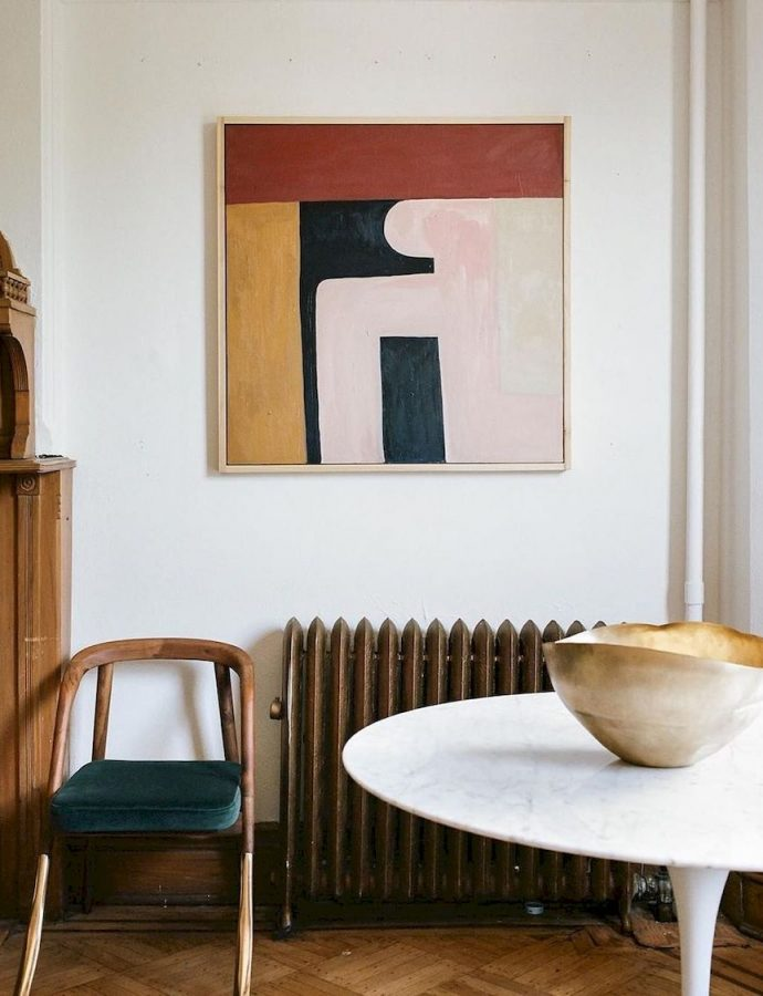 15 Mid-Century Modern Artworks for Your Mid-Century Home