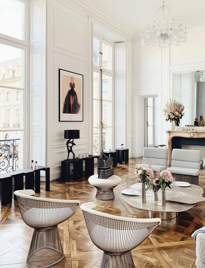 9 Modern Parisian Accent Chairs