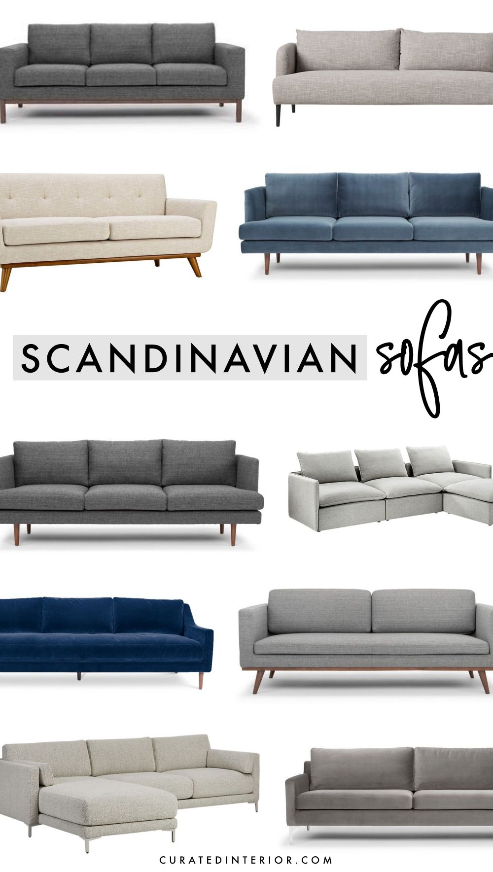 Scandi Sofas
