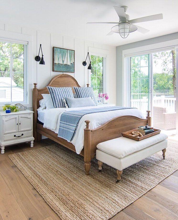 27 Dreamy Coastal Bedroom Decor Ideas, Coastal Bedroom Furniture Ideas