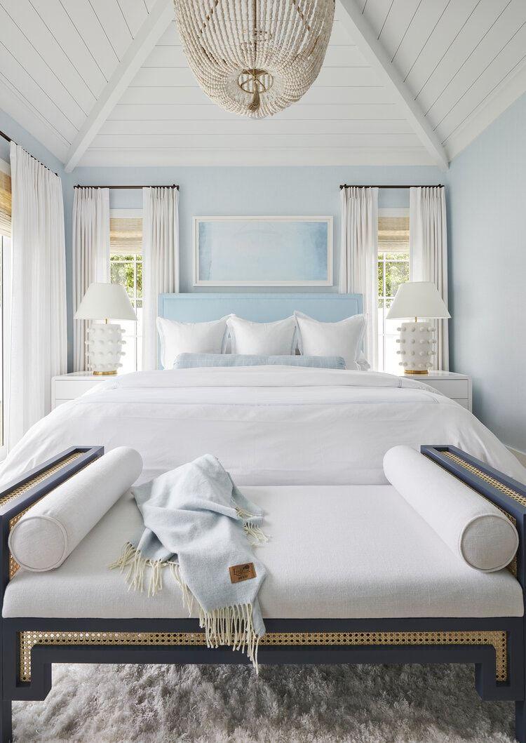 27 Dreamy Coastal Bedroom Decor Ideas