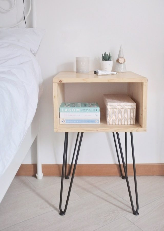 10 Scandinavian Nightstands You'll Love