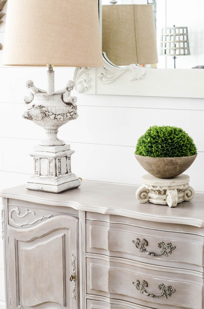French Country Table Lamps via slightlycoastal