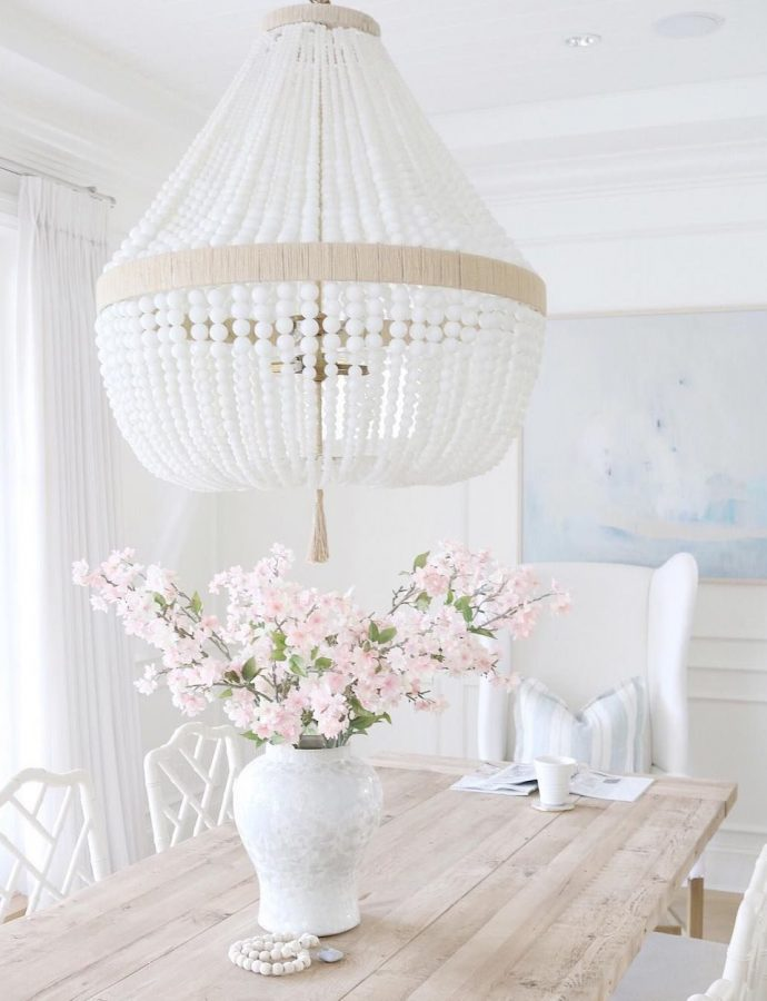 15 Coastal Chandeliers for Beach Homes